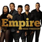 "Empire Cast (ft. Jussie Smollett) ""Need Freedom"""