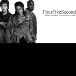 "Rihanna ""FourFiveSeconds"""