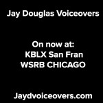 Jay Douglas Voiceover