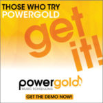 PowerGold Music Scheduling