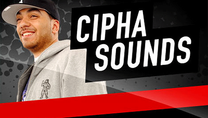 Cipha Sounds Out At Emmis' Hot 97 New York