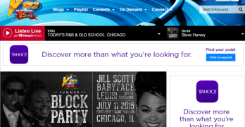 Listen Live: Chicago's #1 Rated WVAZ/V103