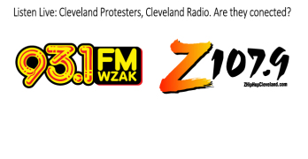 Listen Live: Black Radio In Cleveland, What Role Will It Play With The Community Peaceful Protesters