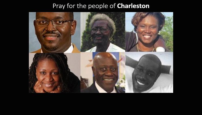 Remembering Charleston