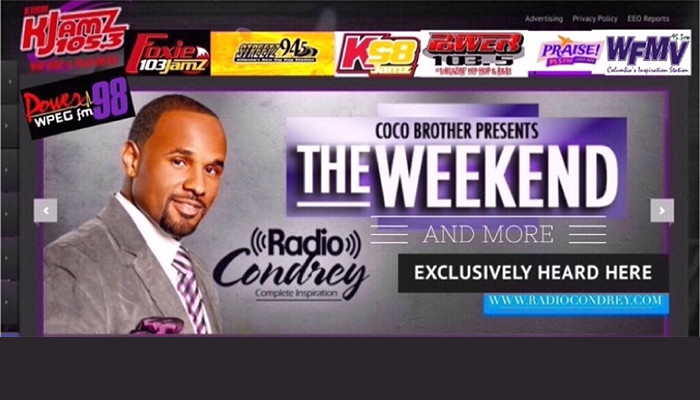 Radio Condrey, Coco Brother Returns To Charlotte