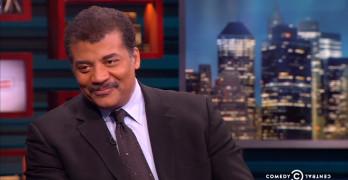 Larry Wilmore Show: Science vs. Religion