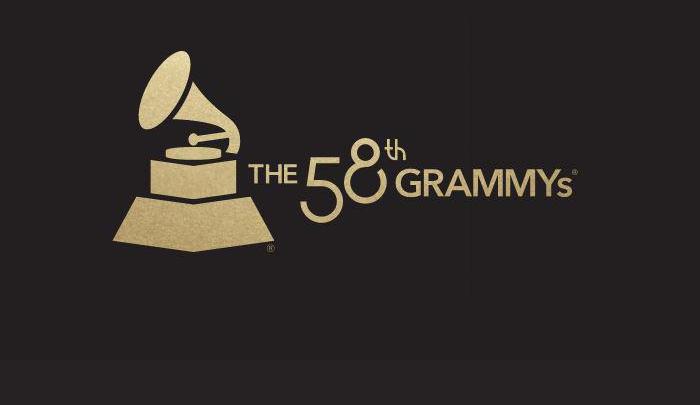 The 58th Grammy Winners List