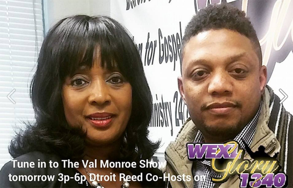 Val Monroe & D. Reed