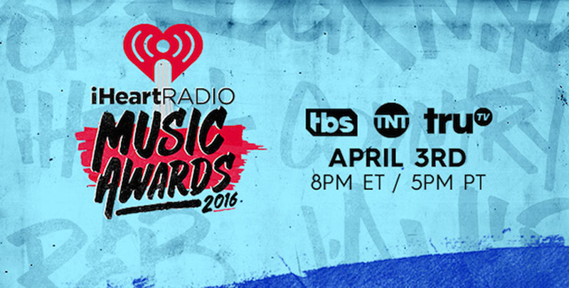 iHeartRadio Music Awards Nominees Revealed For 2016