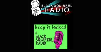 Braylon Lee On-Air Black Squirrel Radio
