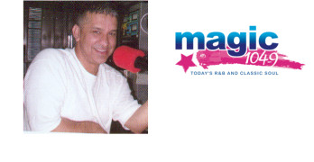 CC Cruz On-Air Magic 104.9, Waco, Texas