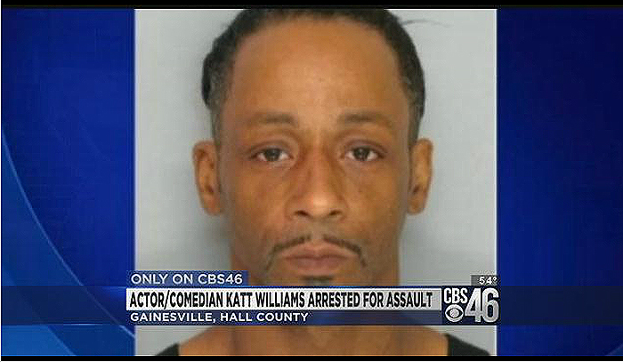 Comedian And Actor Katt Williams Arrested