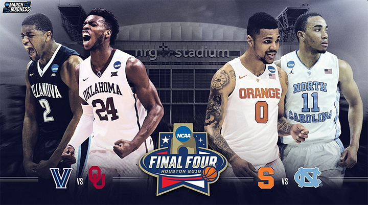 Houston, We Got The Final Four