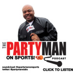The Partyman on Sports!