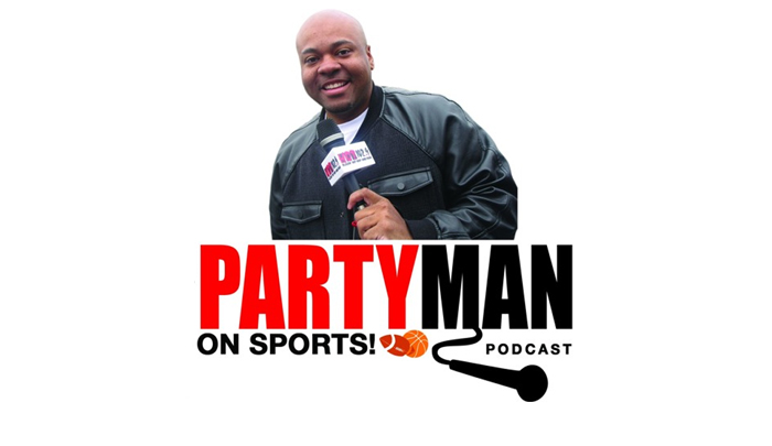 "The ""Partyman"" On Sports ""The Cincinnati Reds"""