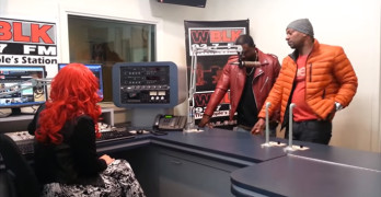 Yasmin Young, 93.7 WBLK, Buffalo On-Air With Rob Stapleton