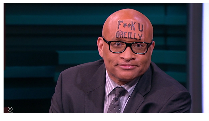 Larry Wilmore Takes On Bill O