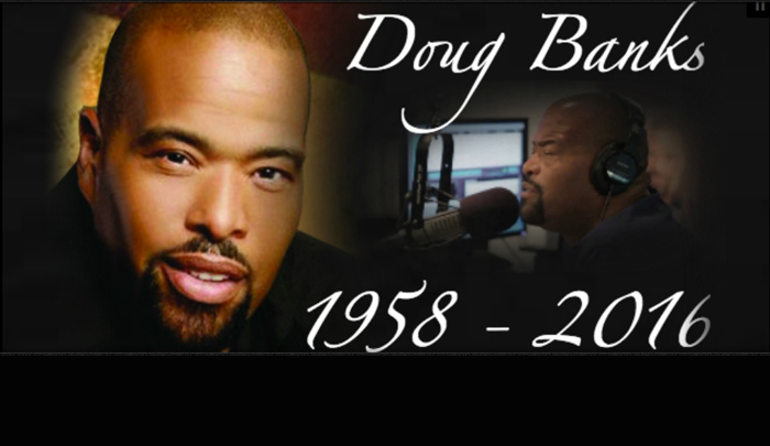 Memorial Services For Doug Banks, April 16 In Dallas