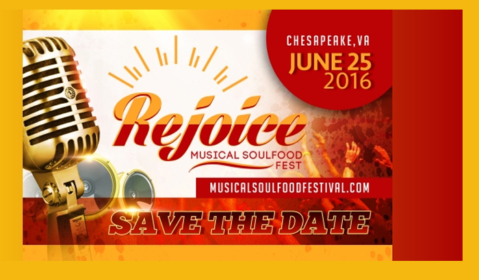 Rejoice Radio Network Launches The Musical Soul Food Festival