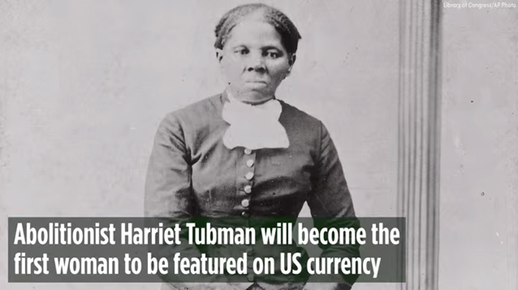 History: Harriett Tubman Coming Soon To Your $20