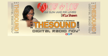 K'La Shawn On-Air 247 The Sound