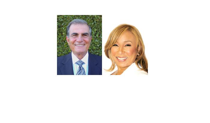 Congratulations To Tanya Hart & Bob Papazian