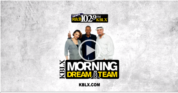102.9 KBLX, San Francisco Honors Bay Area