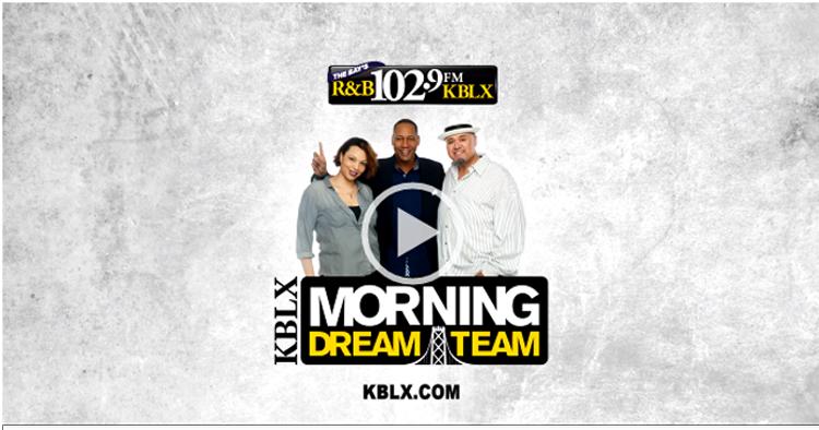 102.9 KBLX, San Francisco Honors Bay Area