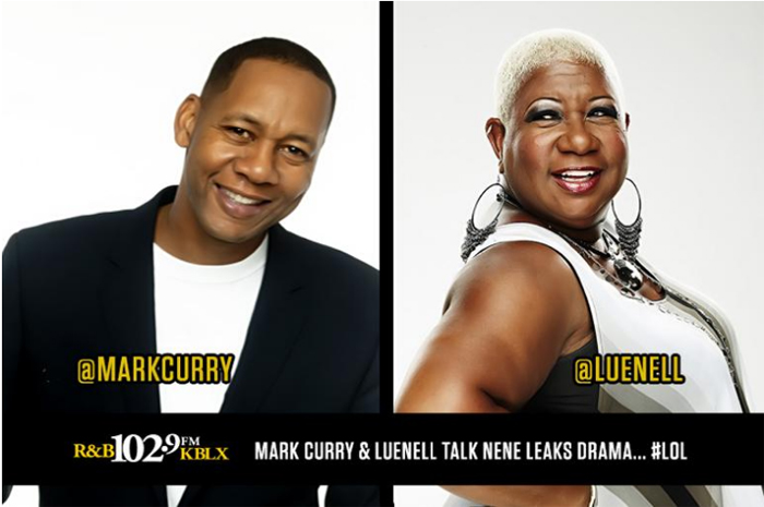 KBLX, San Francisco, Dream Team With Mark Curry & Luenell