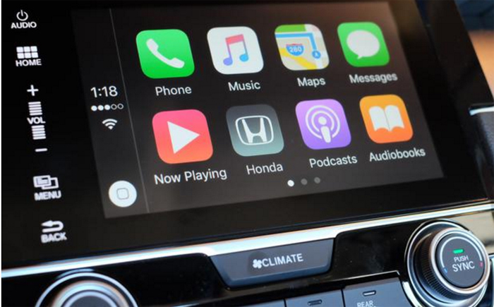 CarPlay From Apple Is Coming To Your Car