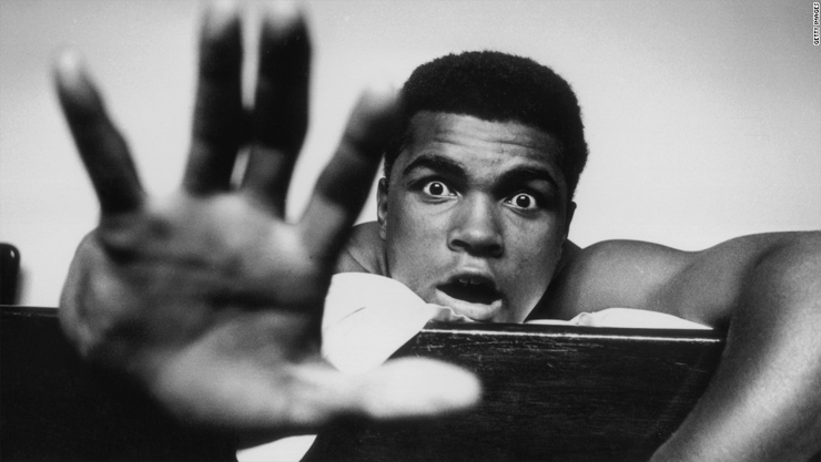 Muhammad Ali - Funny Speeches, Interviews, Trash Talk