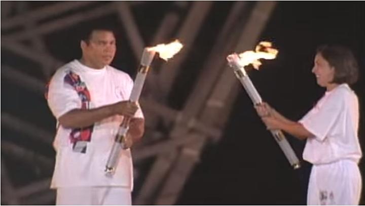 Gold Medal Moments: Muhammad Ali @ Atlanta 1996 Games Opening Ceremony
