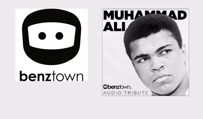 Benztown Creates Tribute To Muhammad Ali
