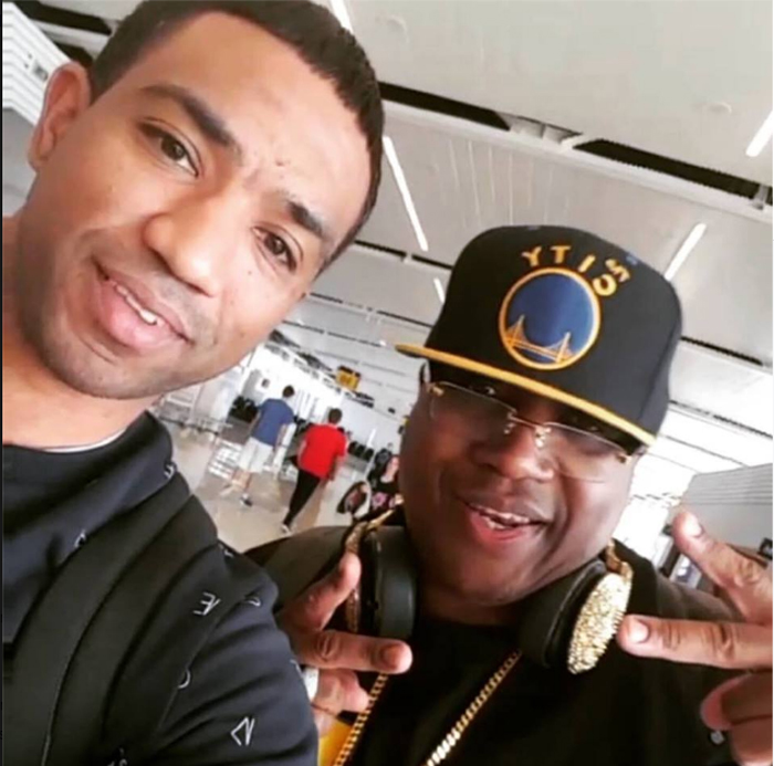The Battle: Cameron Penny vs. E-40 Talking NBA Finals