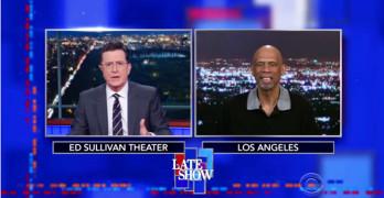 Colbert #1 At Late Night TV