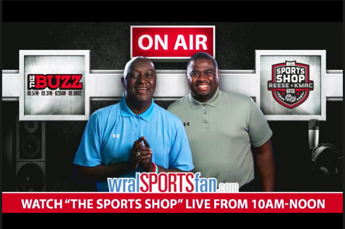 The Sports Shop With Reese and K-Mac Now Live