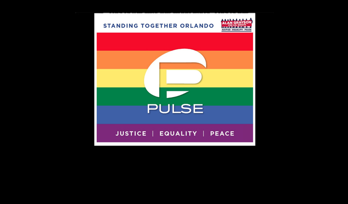 #Orlandostrong  (Thoughts & Prayers With Orlando)