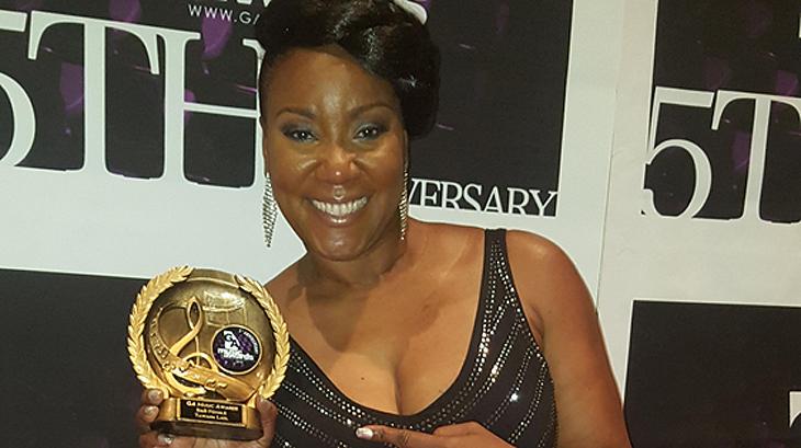 Tawana Lael Wins Best R&B Female Artist at Georgia Music Awards