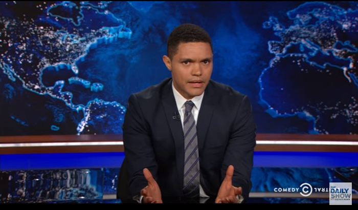 Trevor Noah Talks Mass Shootings In Orlando