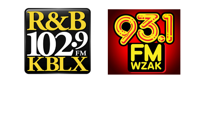 102.9 KBLX, San Francisco Loses Wager To 93.1 WZAK, CLEVELAND