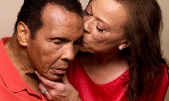 Lonnie Ali, The Woman By Muhammad Ali