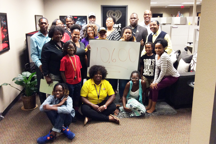 104.3 Hallelujah-FM Raise Over $10,000 For Sickle Cell