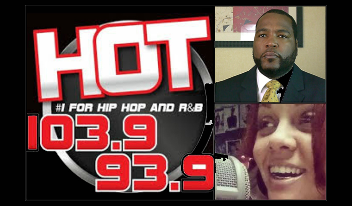 "Columbia, SC Beasy Baybie Of Hot 103.9 Talks ""Black Lives Matter"""