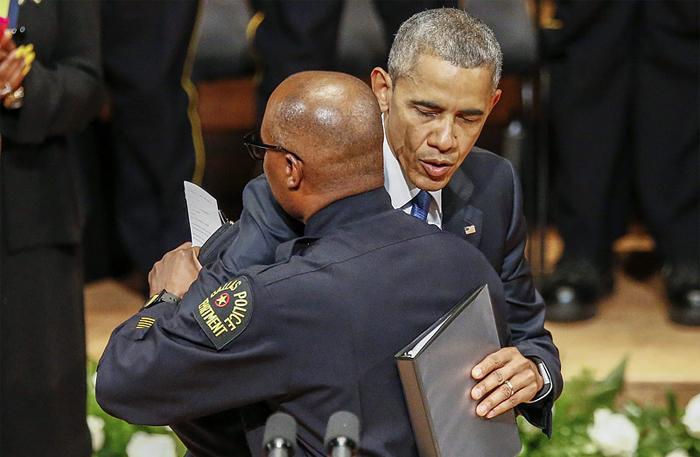 "President Obama ""We"