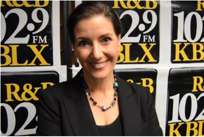 Oakland Mayor Libby Schaaf Visits 102.9 KBLX,