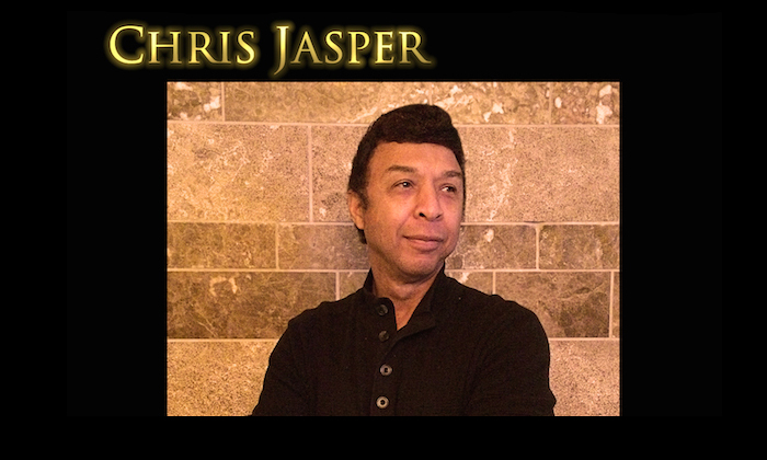New Soul And Funk From Chris Jasper