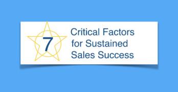 John Parikhal: 7 Critical Factors For Sustained Sales Success