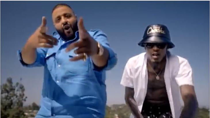"DJ Khaled ""Do You Mind"""