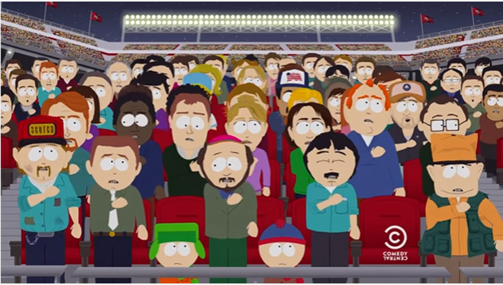 South Park: They Will Take On Any Subject