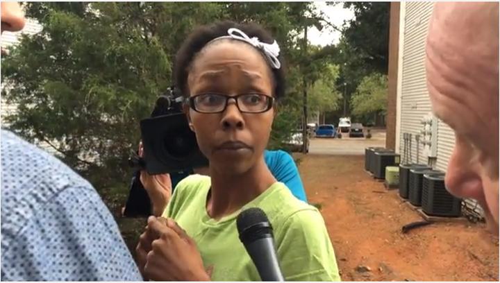 Charlotte: Eye Witness To Keith Lamont Scott Shooting
